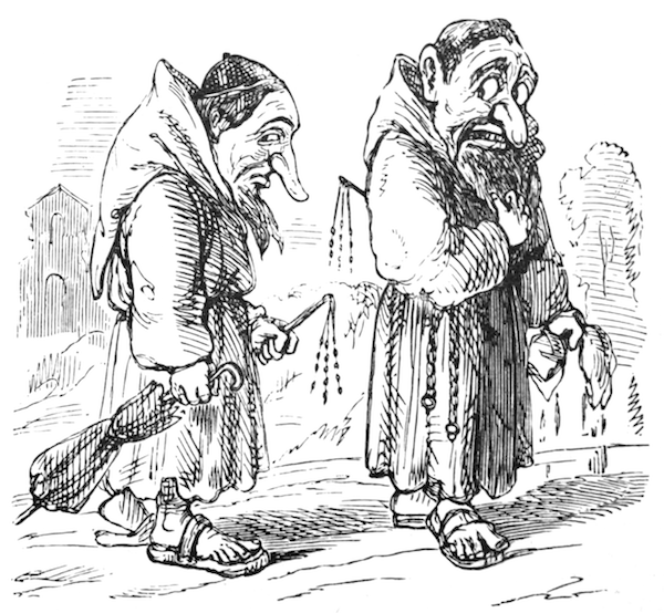 English_Caricaturists,_1893_-_Monks_of_the_Severest_Order_of_Flagellants
